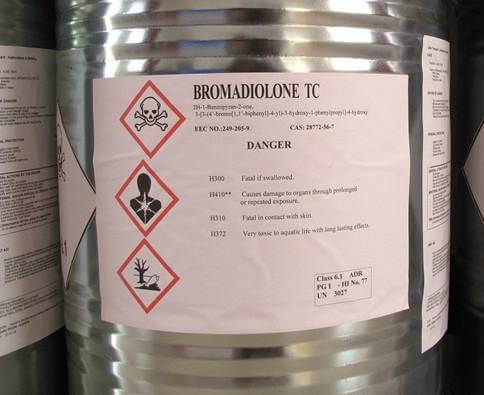 Bromadiolone Technical